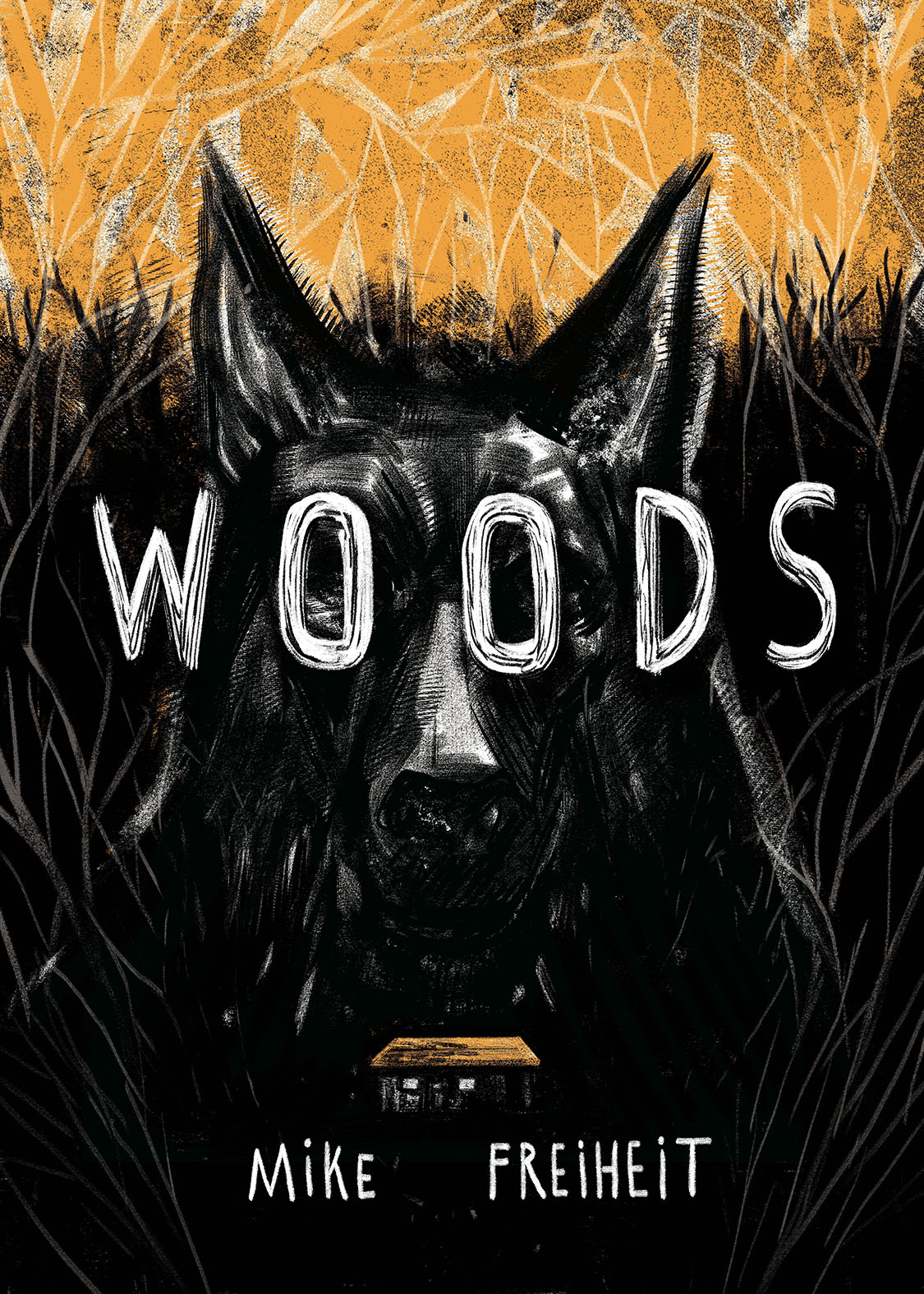 WOODS: A graphic novel by Mike Freiheit